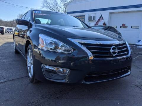 2013 Nissan Altima for sale at GREAT DEALS ON WHEELS in Michigan City IN