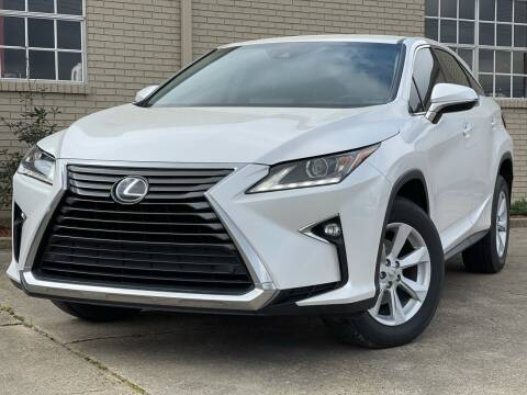 2017 Lexus RX 350 for sale at Quality Auto of Collins in Collins MS