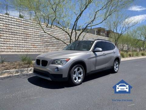 2014 BMW X1 for sale at Autos by Jeff Tempe in Tempe AZ