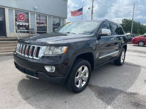 2012 Jeep Grand Cherokee for sale at Bagwell Motors in Lowell AR
