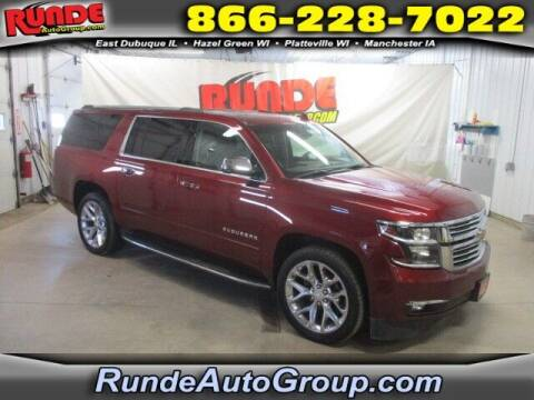 2017 Chevrolet Suburban for sale at Runde Chevrolet in East Dubuque IL