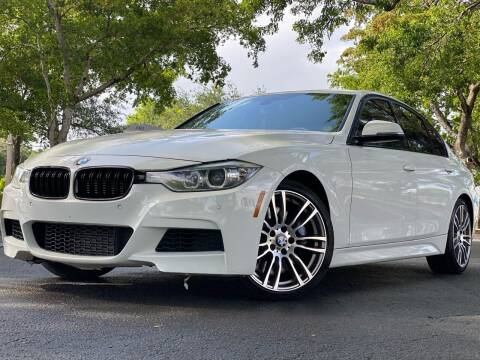 2014 BMW 3 Series for sale at HIGH PERFORMANCE MOTORS in Hollywood FL
