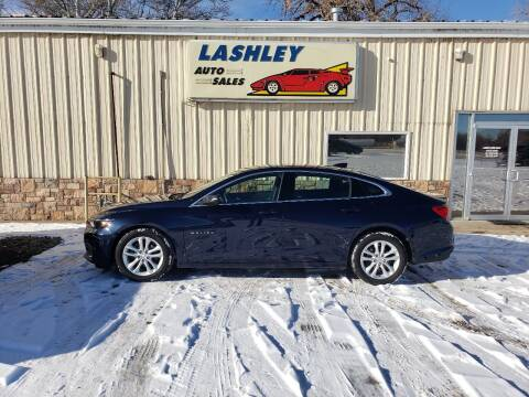 2018 Chevrolet Malibu for sale at Lashley Auto Sales in Mitchell NE