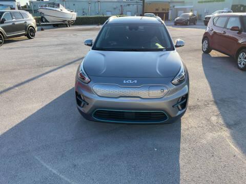 2022 Kia Niro EV for sale at Key West Kia in Key West FL