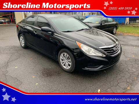 2011 Hyundai Sonata for sale at Shoreline Motorsports in Waterbury CT