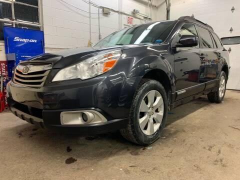 2012 Subaru Outback for sale at Auto Warehouse in Poughkeepsie NY