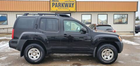 2007 Nissan Xterra for sale at Parkway Motors in Springfield IL