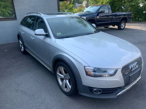 2013 Audi Allroad for sale at QUINN'S AUTOMOTIVE in Leominster MA