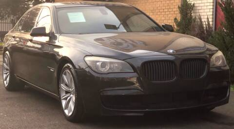 2011 BMW 7 Series for sale at Auto Imports in Houston TX