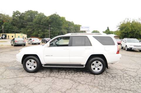 2004 Toyota 4Runner for sale at RICHARDSON MOTORS USED CARS - Buy Here Pay Here in Anderson SC