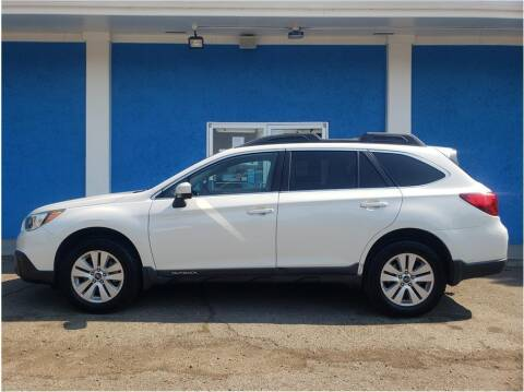 2015 Subaru Outback for sale at Khodas Cars in Gilroy CA