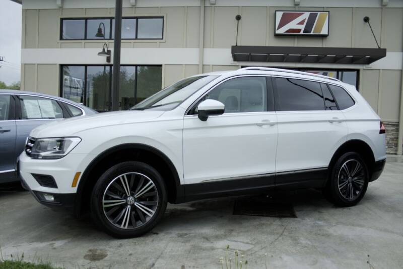 2018 Volkswagen Tiguan for sale at Auto Assets in Powell OH
