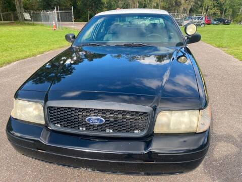 2010 Ford Crown Victoria for sale at Carlyle Kelly in Jacksonville FL