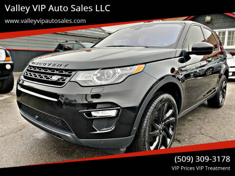 2016 Land Rover Discovery Sport for sale at Valley VIP Auto Sales LLC in Spokane Valley WA