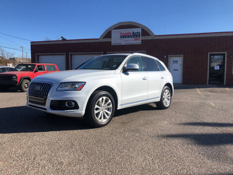 2014 Audi Q5 for sale at Family Auto Finance OKC LLC in Oklahoma City OK