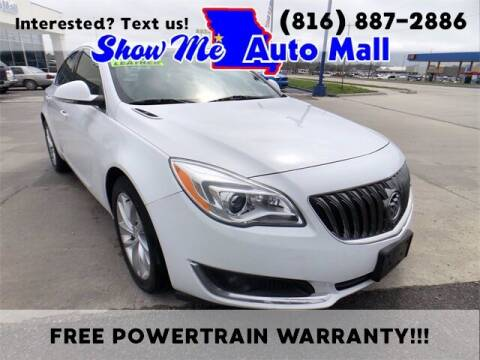 2017 Buick Regal for sale at Show Me Auto Mall in Harrisonville MO