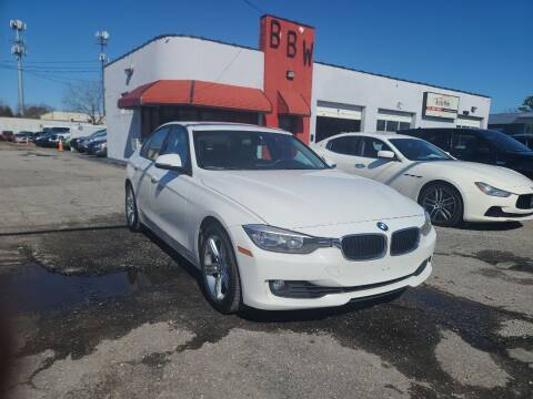 2014 BMW 3 Series for sale at Best Buy Wheels in Virginia Beach VA