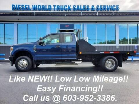 2020 Ford F-350 Super Duty for sale at Diesel World Truck Sales in Plaistow NH
