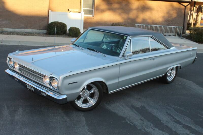 1967 Plymouth Belvedere for sale at ALIC MOTORS in Boise ID