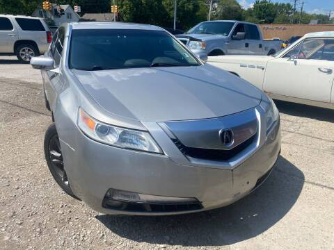 2010 Acura TL for sale at D & D All American Auto Sales in Mt Clemens MI