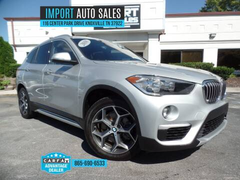 2018 BMW X1 for sale at IMPORT AUTO SALES in Knoxville TN