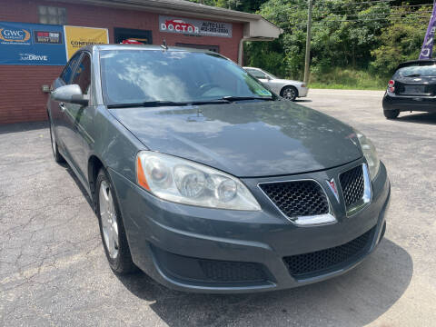 2009 Pontiac G6 for sale at Doctor Auto in Cecil PA