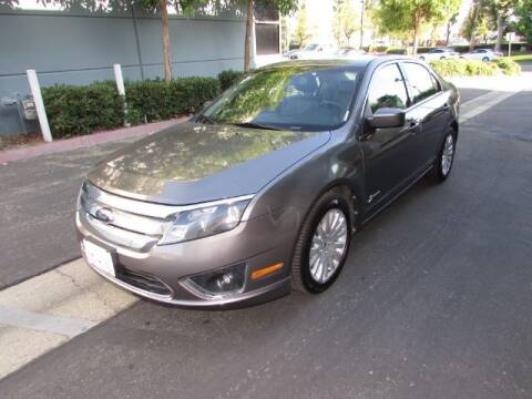 2010 Ford Fusion Hybrid for sale at Pennington's Auto Sales Inc. in Orange CA
