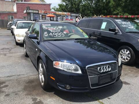 2005 Audi A4 for sale at Chambers Auto Sales LLC in Trenton NJ