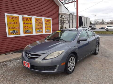 2010 Mazda MAZDA6 for sale at Mack's Autoworld in Toledo OH