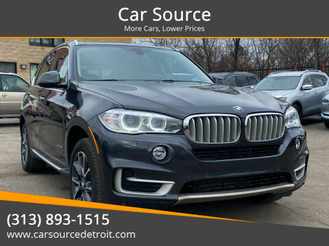 2014 BMW X5 for sale at Car Source in Detroit MI
