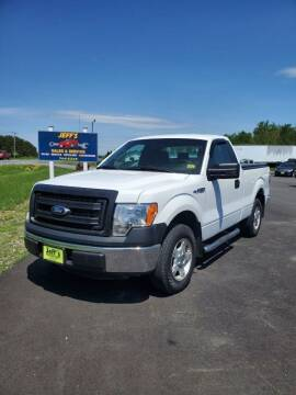 2012 Ford F-150 for sale at Jeff's Sales & Service in Presque Isle ME