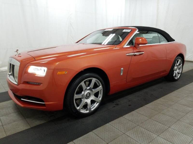 2017 Rolls-Royce Dawn for sale at Professional Auto Sales & Service in Fort Wayne IN