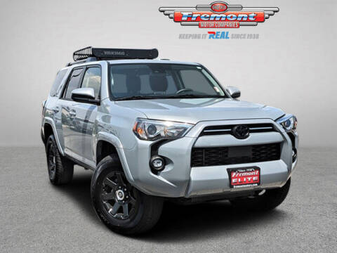 2021 Toyota 4Runner for sale at Rocky Mountain Commercial Trucks in Casper WY