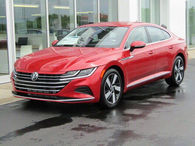 2021 Volkswagen Arteon for sale at Brunswick Auto Mart in Brunswick OH