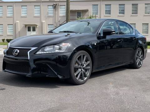 2014 Lexus GS 350 for sale at LUXURY AUTO MALL in Tampa FL