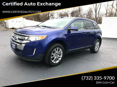 2014 Ford Edge for sale at Certified Auto Exchange in Keyport NJ