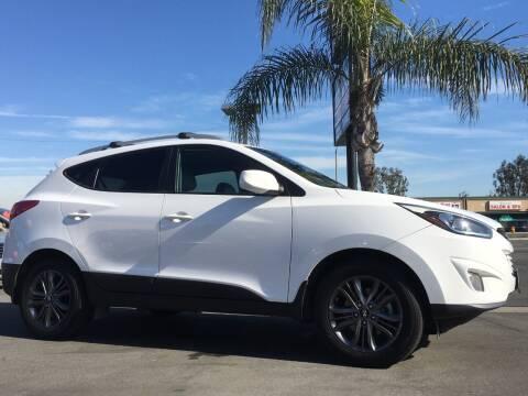 2015 Hyundai Tucson for sale at CARSTER in Huntington Beach CA