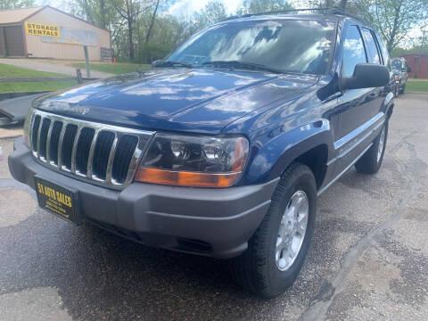 2001 Jeep Grand Cherokee for sale at 51 Auto Sales Ltd in Portage WI