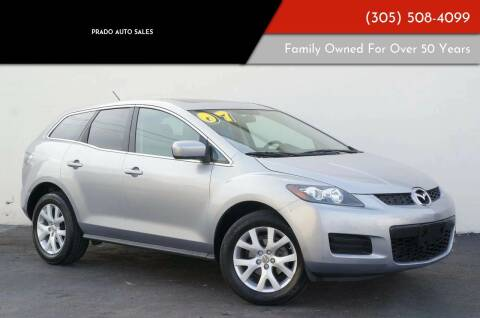 2007 Mazda CX-7 for sale at Prado Auto Sales in Miami FL