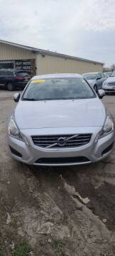 2012 Volvo S60 for sale at Chicago Auto Exchange in South Chicago Heights IL
