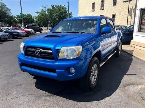 2007 Toyota Tacoma for sale at ADAM AUTO AGENCY in Rensselaer NY