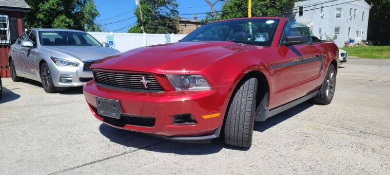 2011 Ford Mustang for sale at American Auto Bensalem Inc in Bensalem PA