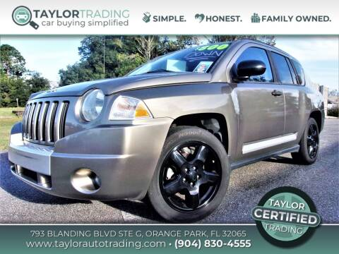 2007 Jeep Compass for sale at Taylor Trading in Orange Park FL
