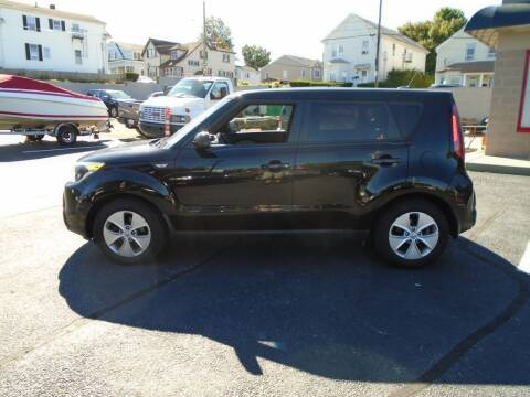 2014 Kia Soul for sale at Gemini Auto Sales in Providence RI