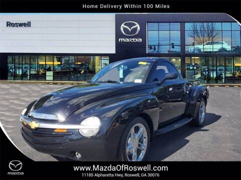 2005 Chevrolet SSR for sale at Mazda Of Roswell in Roswell GA