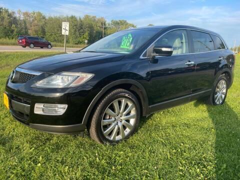 2009 Mazda CX-9 for sale at Sunshine Auto Sales in Menasha WI