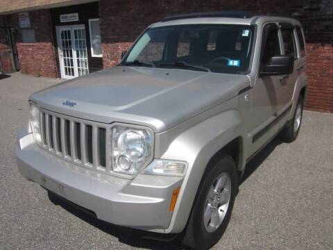 2009 Jeep Liberty for sale at Tewksbury Used Cars in Tewksbury MA