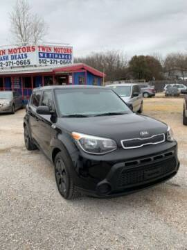 2015 Kia Soul for sale at Twin Motors in Austin TX