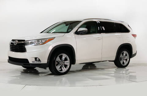 2016 Toyota Highlander for sale at Houston Auto Credit in Houston TX