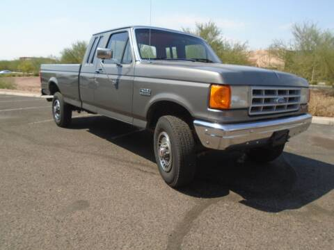 1991 Ford F-250 for sale at COPPER STATE MOTORSPORTS in Phoenix AZ